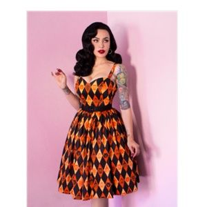 Vixen Ben Cooper trick or treat swing dress